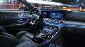 Mercedes-Benz AMG GT 4-door (2019) Exterior 004