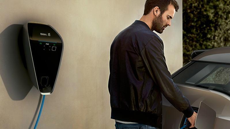 BMW i3s (2019) Interior 010