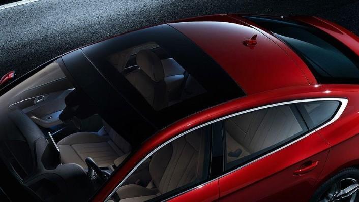 Audi A5 Sportback (2019) Interior 007