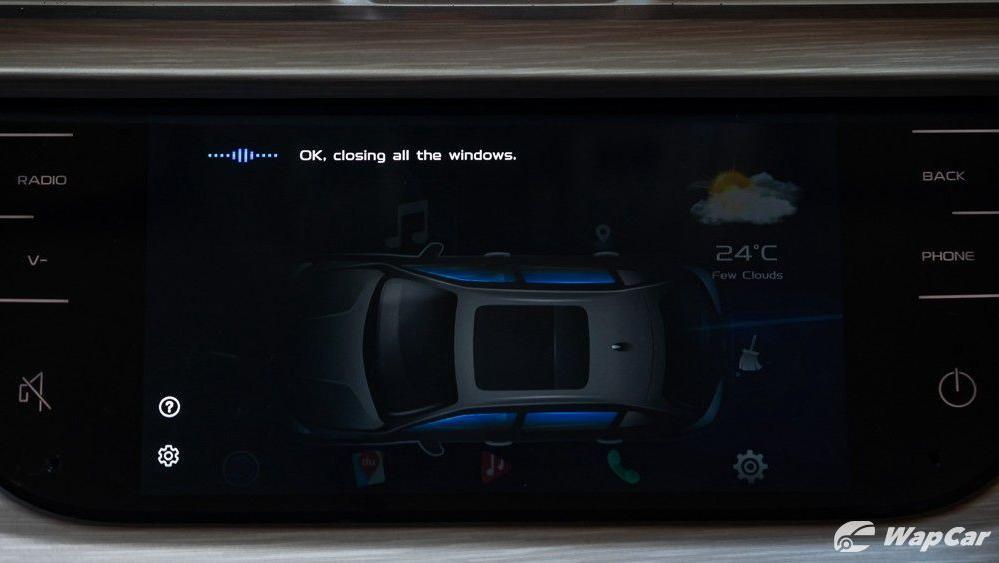 2020 Proton X70 1.8 Premium 2WD Interior 022
