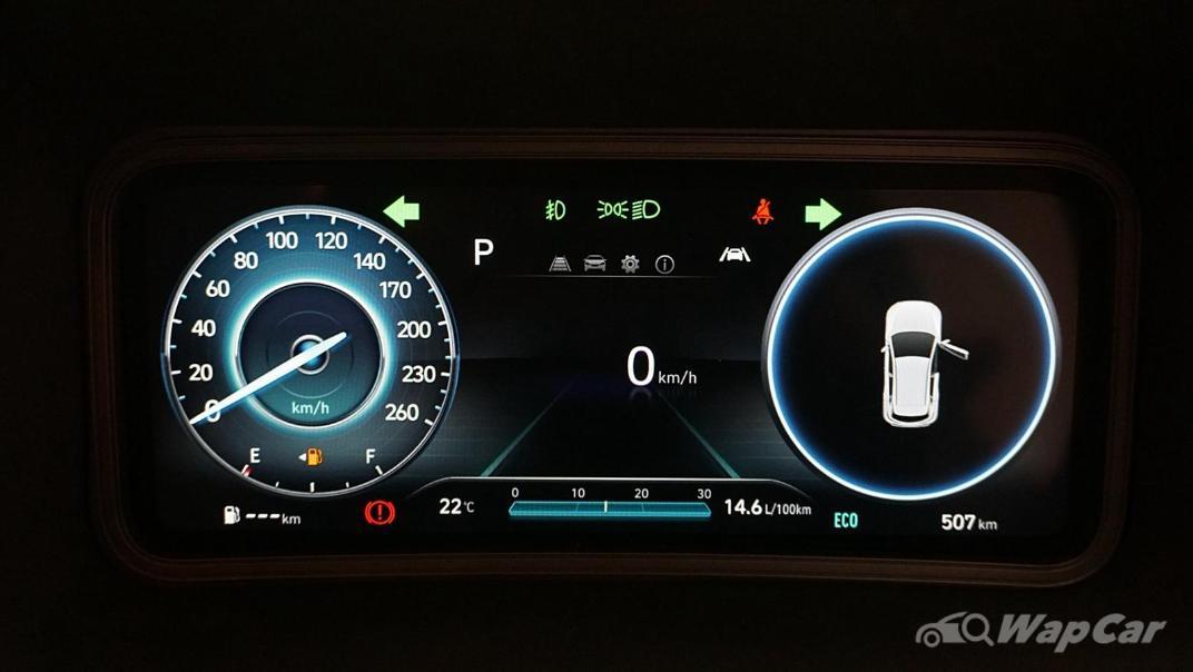 2021 Hyundai Kona 2.0 Active Interior 013