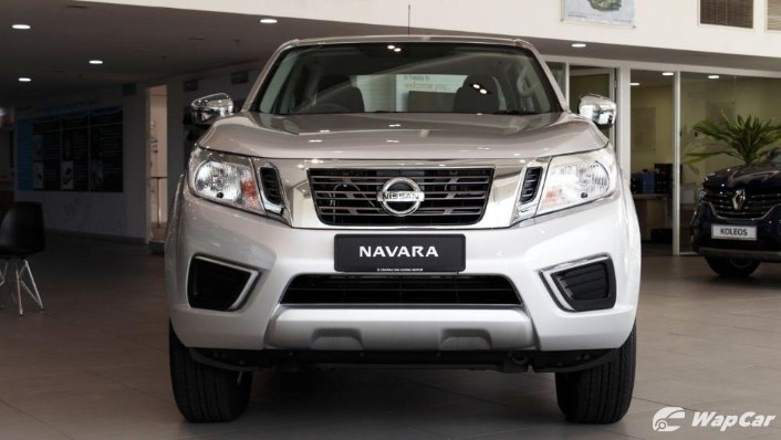 2018 Nissan Navara Single Cab 2.5 (M) Exterior 001