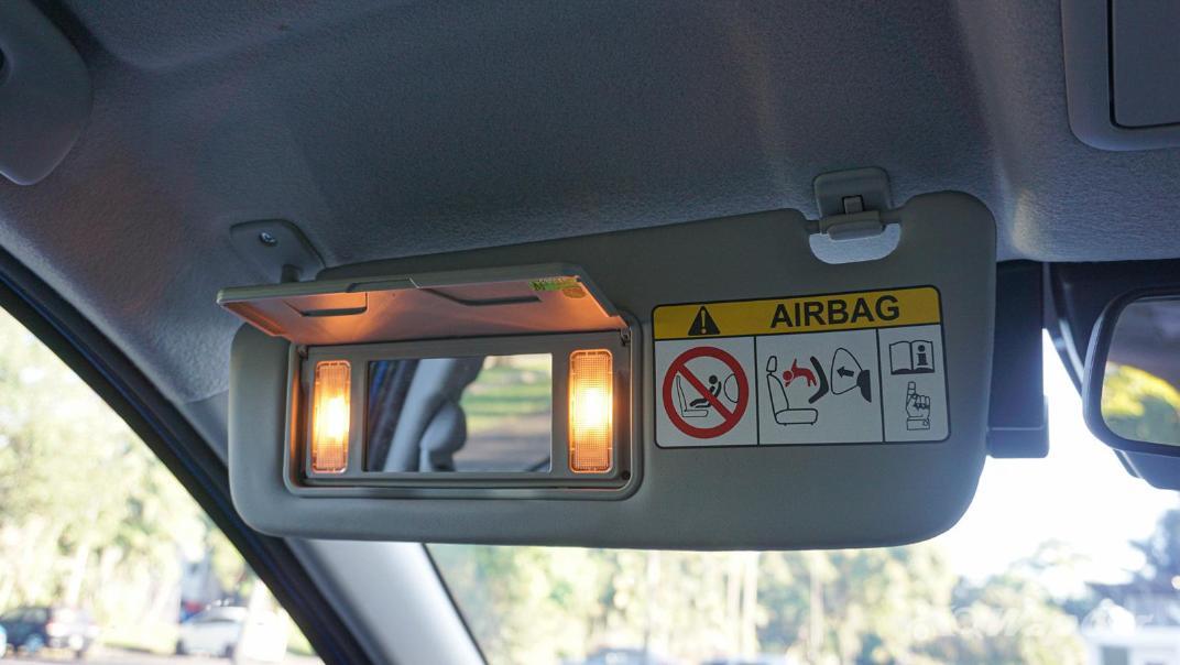 2019 Perodua Aruz 1.5 AV Interior 046