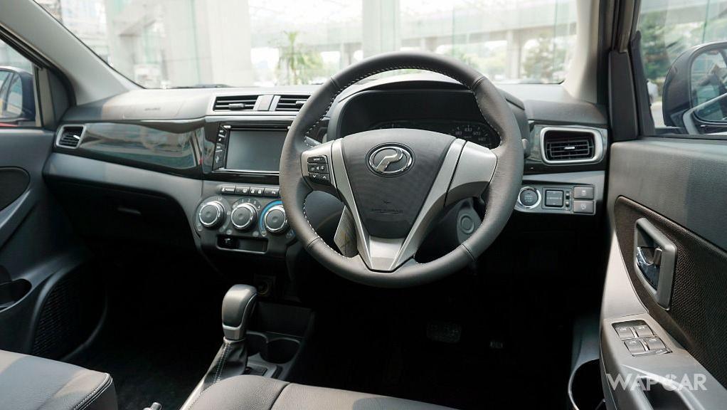Perodua Bezza (2018) Interior 010