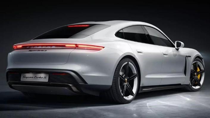 Porsche Taycan(2019) Exterior 006