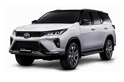 2018 Toyota Fortuner 2.4 VRZ AT 4x4