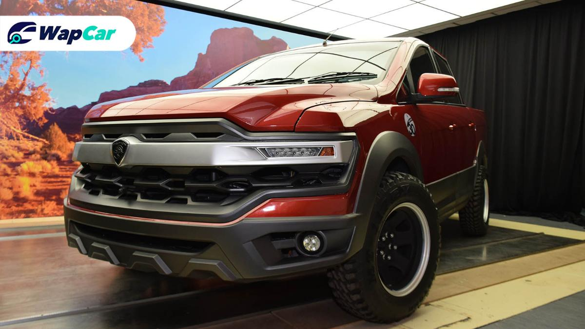 The 5 wackiest pick-up trucks that needs to be built or revived 01