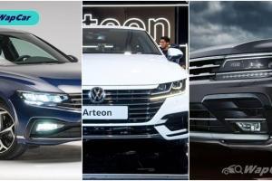 VW Arteon 2020, Passat R-Line dan Tiguan Allspace akan didebut di Malaysia pada 12 Ogos!