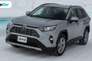 2020 Toyota RAV4 bakal dilancarkan di Malaysia. Harga bermula dari RM 223,880