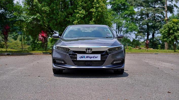 2020 Honda Accord 1.5TC Premium Exterior 002