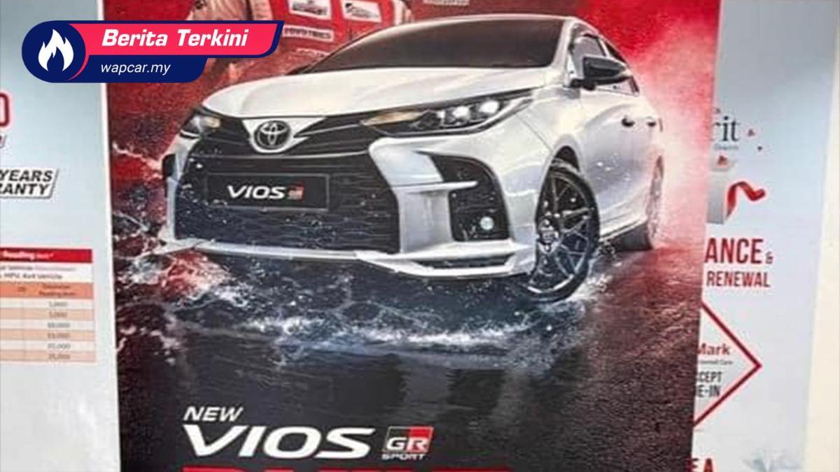Inilah Toyota Vios GR Sport 2021 sebelum dilancarkan di Malaysia! 01