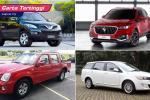 SUV, MPV, dan trak pikap yang paling tak laku di Malaysia!