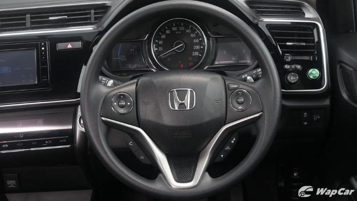 2018 Honda City 1.5 Hybrid Interior 002