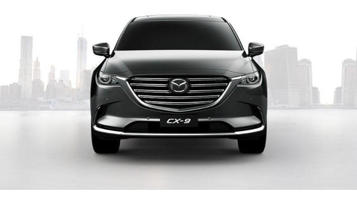 Mazda CX-9 (2018) Exterior 002