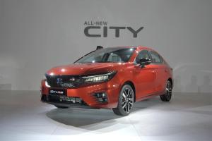 2020 Honda City: 5,000 tempahan sudah diterima!