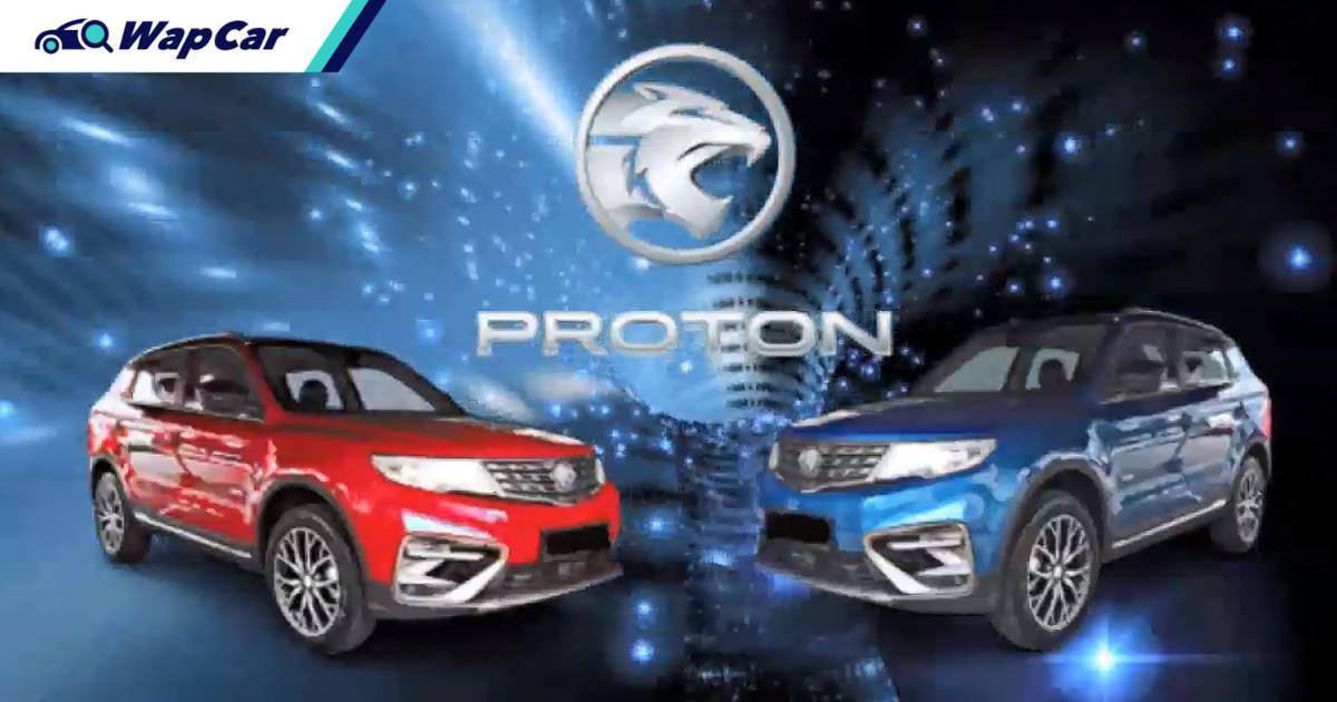 Limited-run 2021 Proton X70 SE launching in Malaysia this Thursday 01