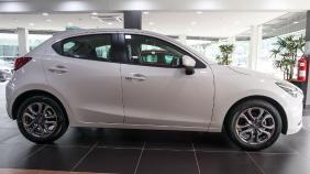 2018 Mazda 2 Hatchback 1.5 Hatchback GVC with LED Lamp Exterior 003
