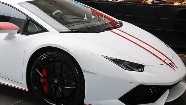 Lamborghini Huracán (2017) Exterior 010