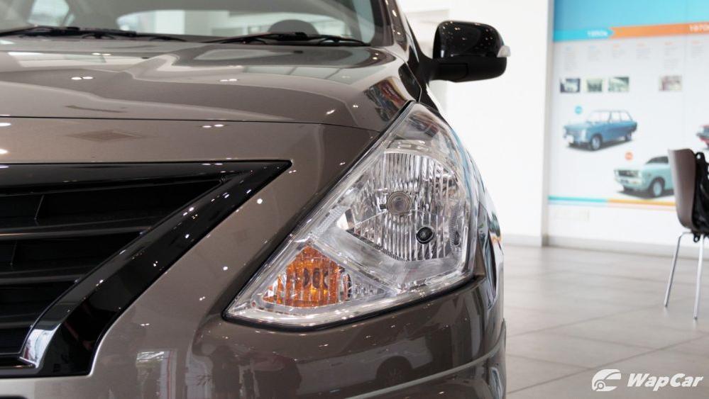 2018 Nissan Almera 1.5L VL AT Exterior 008