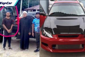 Jual Honda Civic EK turbo RM 78,000, sumbang 100% untuk tahfiz