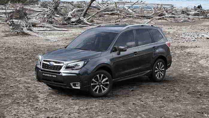 Subaru Forester (2018) Exterior 001