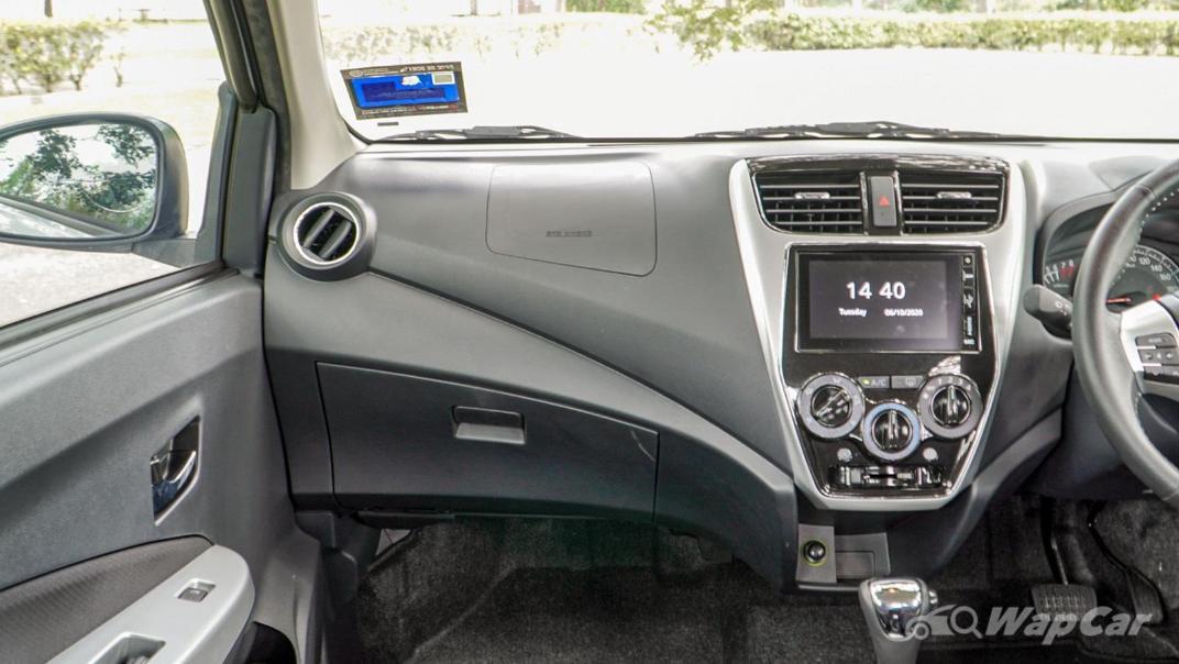 2019 Perodua Axia AV 1.0 AT Interior 003