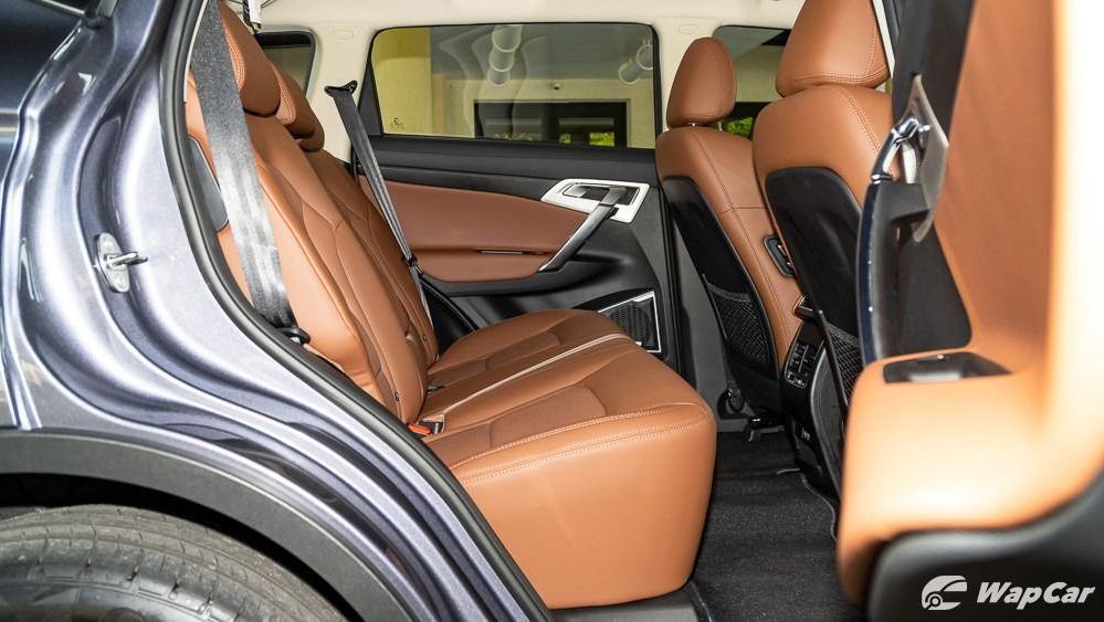 2020 Proton X70 1.8 Premium 2WD Interior 041