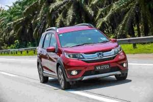 Honda BR-V – why it's so much more comfortable than the Perodua Aruz?