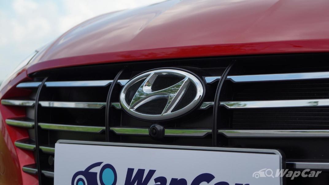 2020 Hyundai Sonata 2.5 Premium Exterior 020