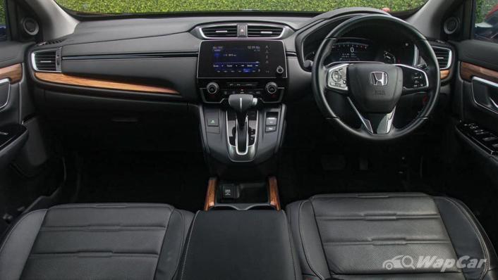 2019 Honda CR-V 1.5TC Premium 2WD Interior 001