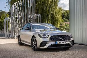 2020 Mercedes-Benz E-Class facelift showcases newer ADAS, steering wheel, and MBUX