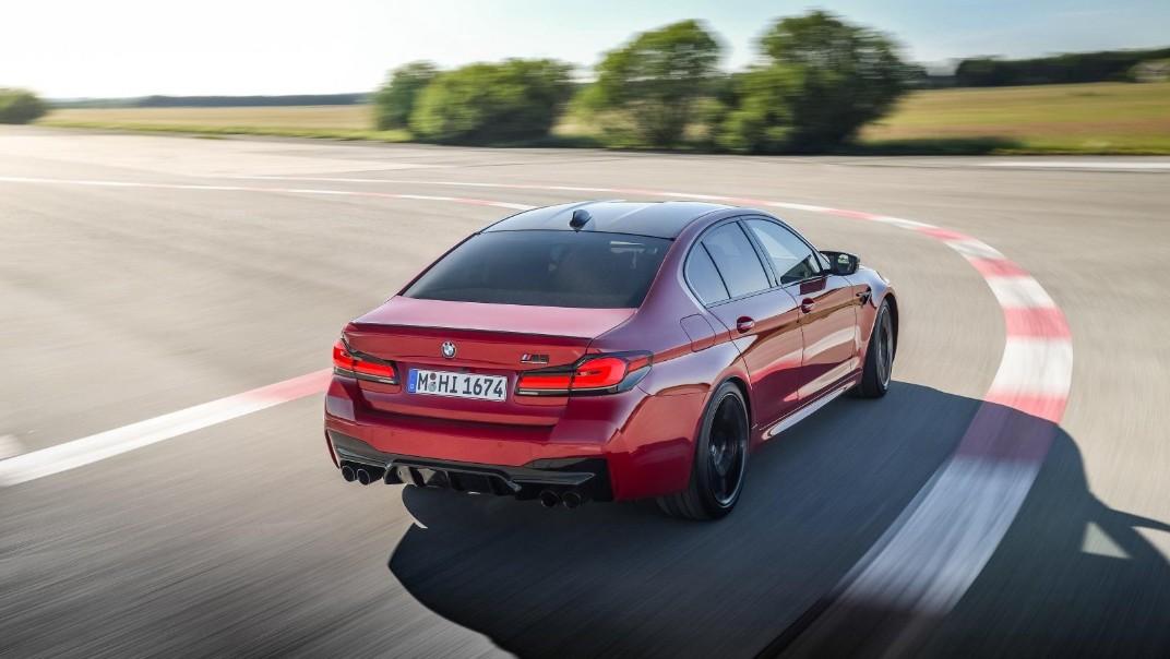 2020 BMW M5 Exterior 011