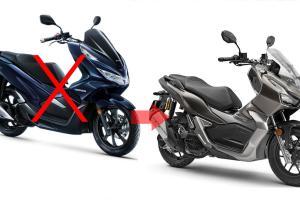 Honda PCX sah ditamatkan penjualan, Honda ADV 150 bakal menyusul?