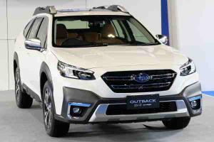2021 Subaru Outback 2.5i-T Eyesight launched in Thailand; Priced like a BMW X1