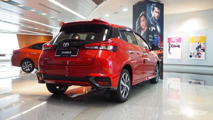 2021 Toyota Yaris 1.5G Exterior 003