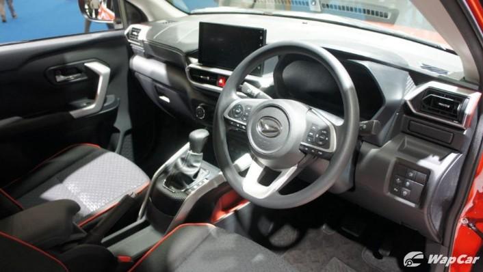 2020 Perodua D55L Upcoming Version Interior 003
