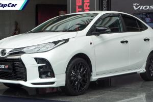 Gambaran dekat: Toyota Vios GR Sport 2020 - baloi ke tambah RM 8k?
