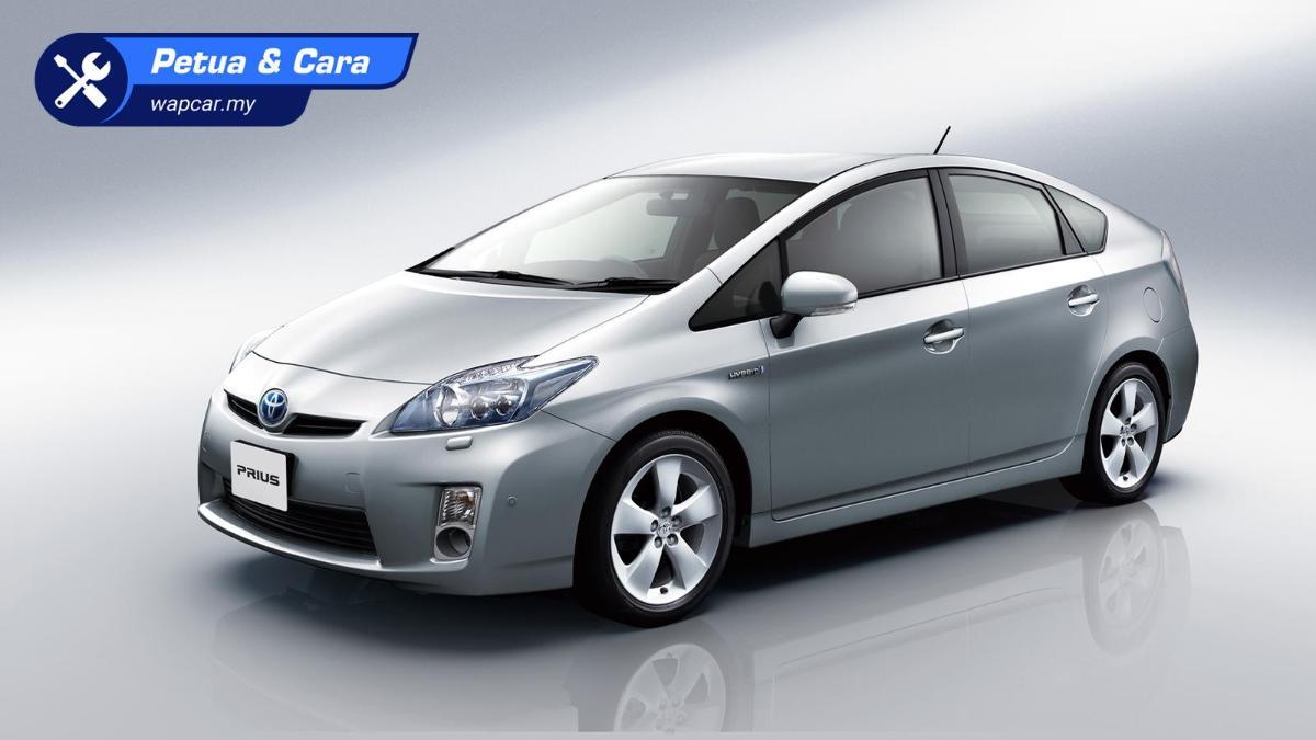 Panduan kereta terpakai: Toyota Prius, Honda Insight, Camry Hybrid kini berharga serendah RM 40,000 sahaja? 01