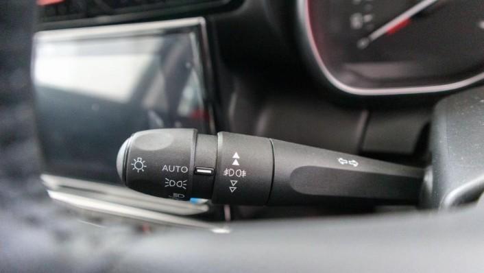 2019 Citroën New C3 AIRCROSS SUV Interior 008
