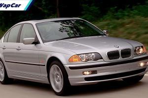 BMW 3 Series E46 – kini serendah RM13k, baloi angkat 'second hand'?
