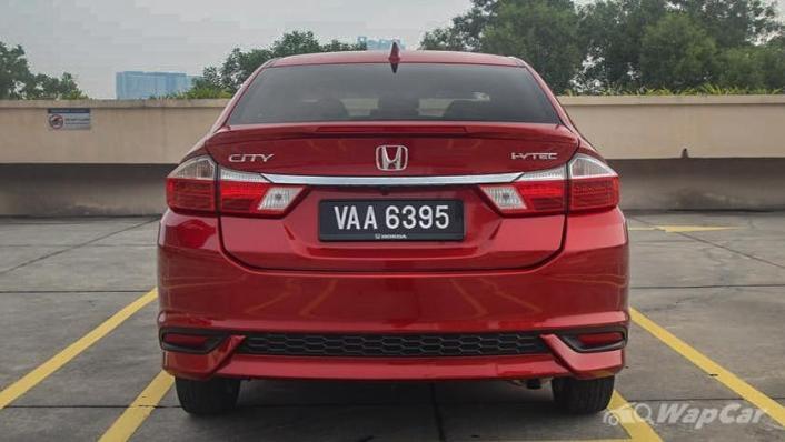 2018 Honda City 1.5 V Exterior 006