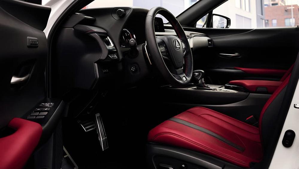 2020 Lexus UX Interior 003
