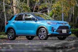 Toyota Raize rises up in the sales charts in Japan, can the Perodua D55L do the same?