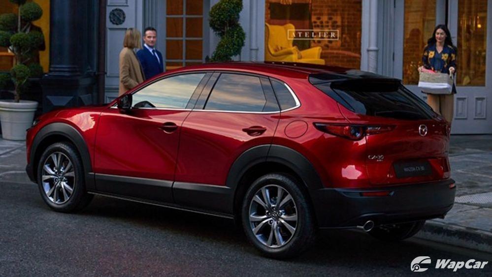 2020 Mazda CX-30 Exterior 039