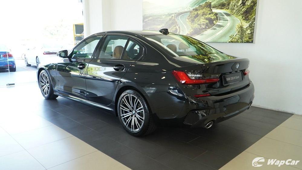 2019 BMW 3 Series 330i M Sport Exterior 007