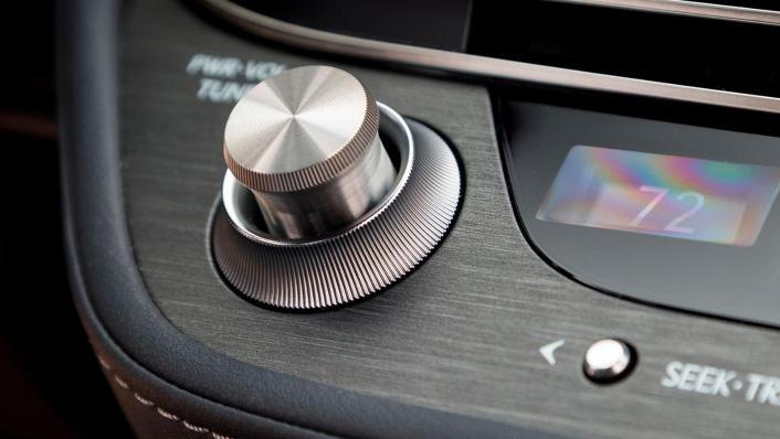 2020 Lexus LS Interior 001