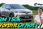 Video: Toyota C-HR Review, why is it so expensive?!
