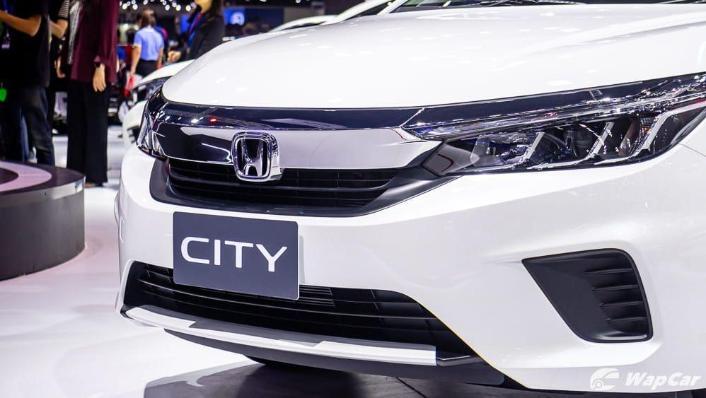 2020 Honda City Upcoming version Exterior 007