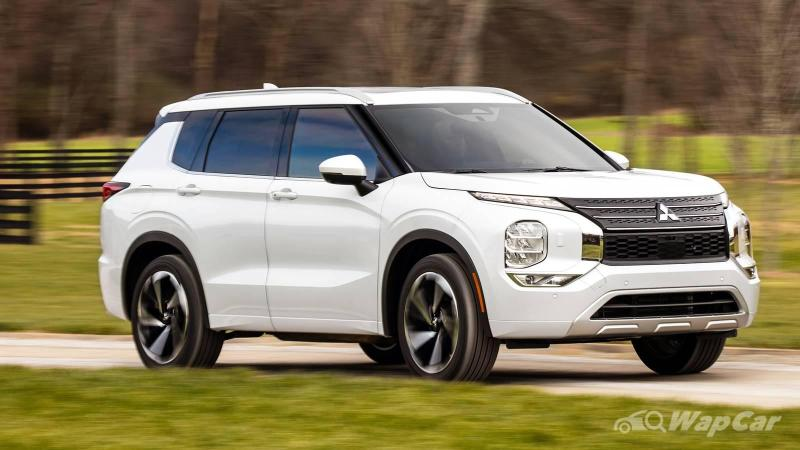 2022 Mitsubishi Outlander PHEV goes through extreme tests, Ralliart spirit alive and well! 02