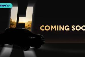 Toyota Hilux 2020 facelift dipra-tonton, pelancaran Malaysia lebih awal dari jangkaan?